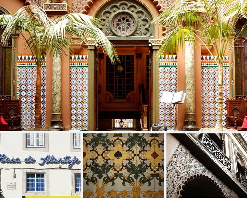 Palácios gratuitos em Lisboa: Casa do Alentejo