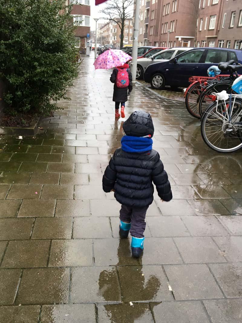 Dica de passeio em dia de chuva em Amsterdam: