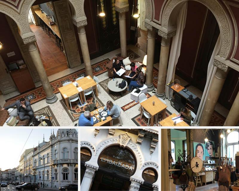 Palácios gratuitos em Lisboa: Embaixada