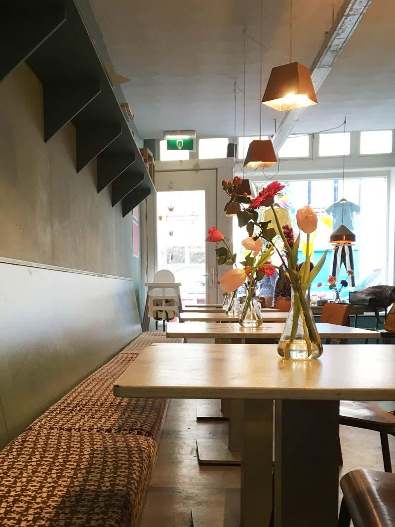 De Kleine Parade: conceito de loja e café para crianças