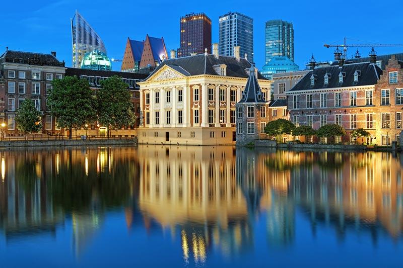 Museus na Holanda: A Mauritshuis em Haia