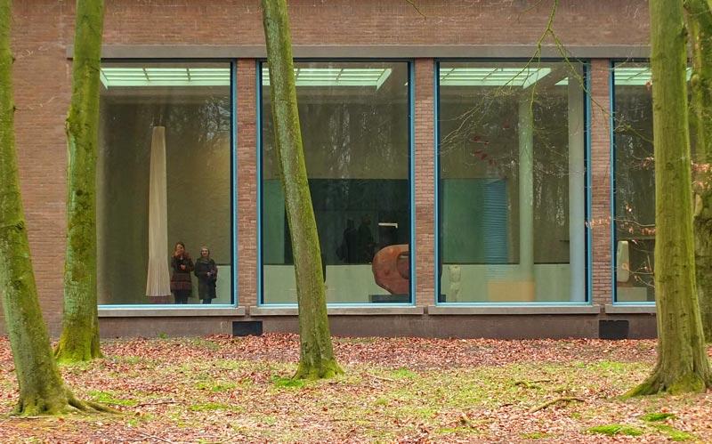 Museu na Holanda: Kröller-Müller