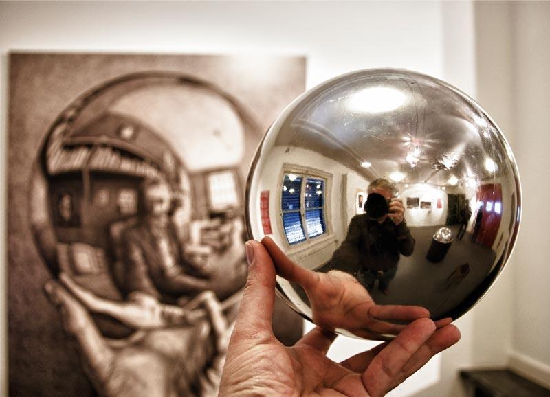 Museus na Holanda: Escher in het Paleis