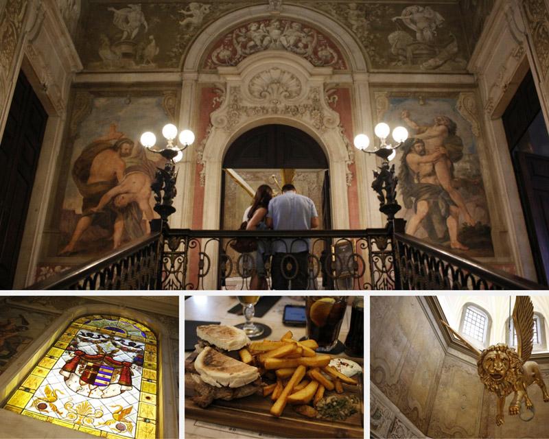 Palácios gratuitos em Lisboa: Palácio Chiado