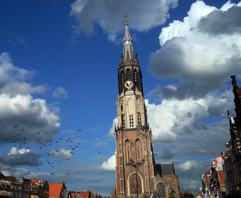 Roteiro de um dia em Delft: Nieuwe Kerk