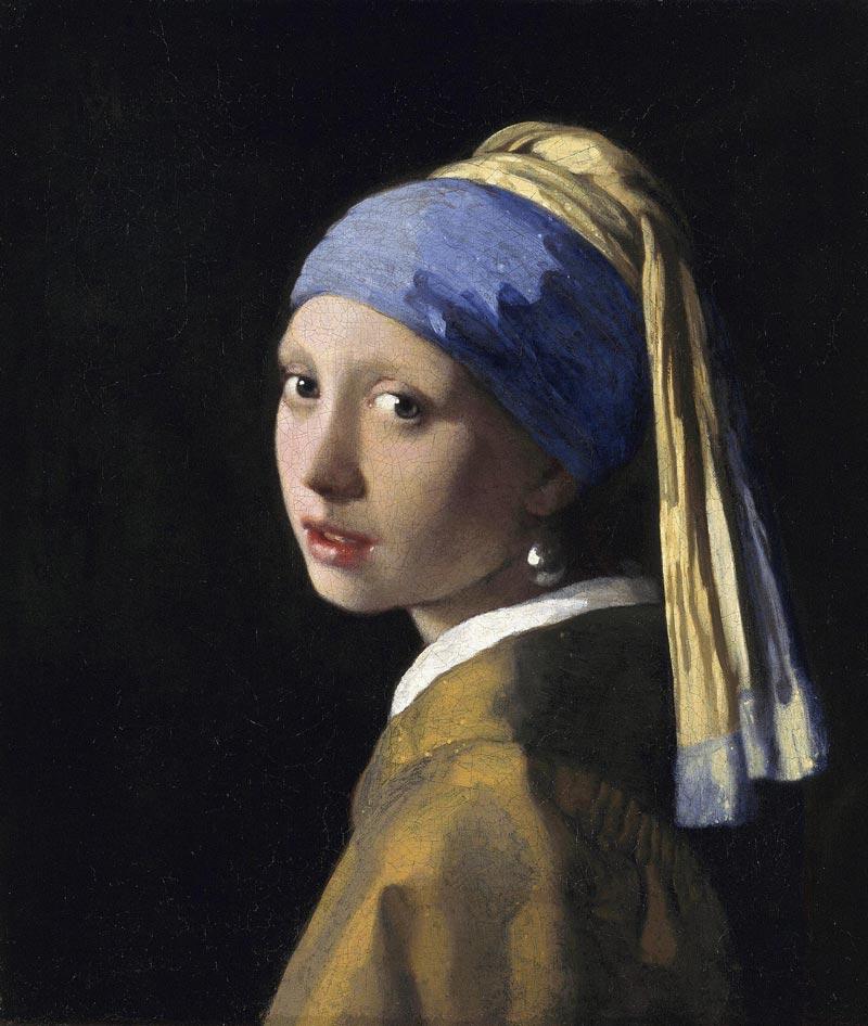 Dicas de o que fazer em Haia: ver o famoso quadro de Vermeer