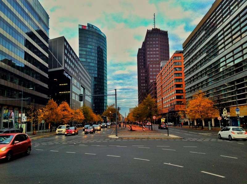 Berlim moderna