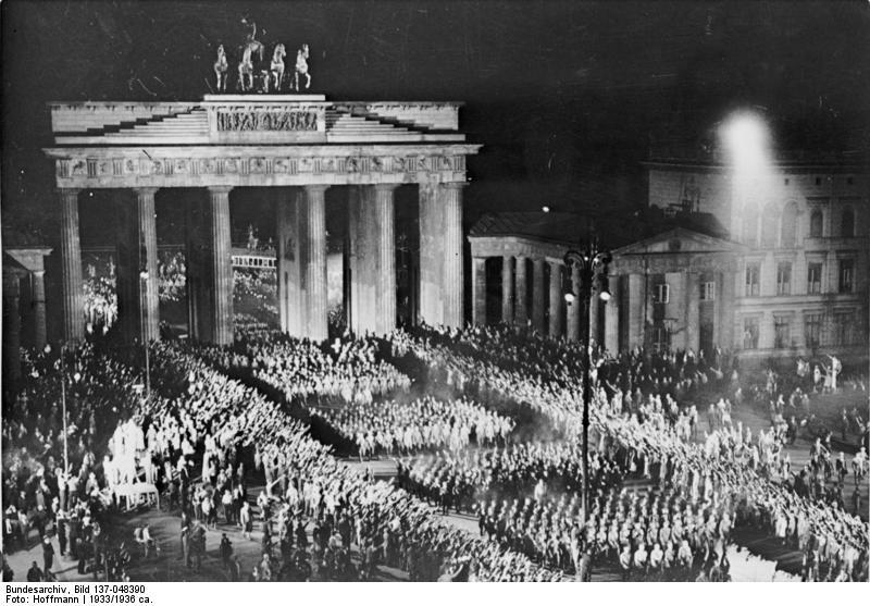 Ascenção de Hitler