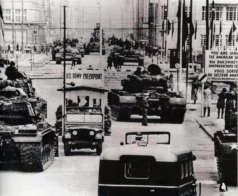 Crise dos Tanques em Berlim