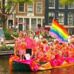 O que acontece em Amsterdam em Julho: Gay Pride e outros eventos promovendo inclusão e paz