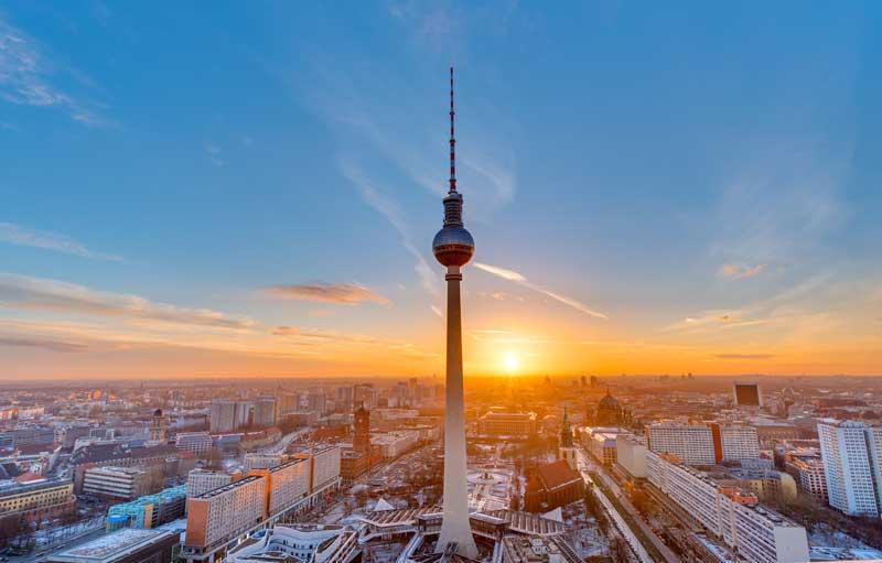 Visitar Berlim