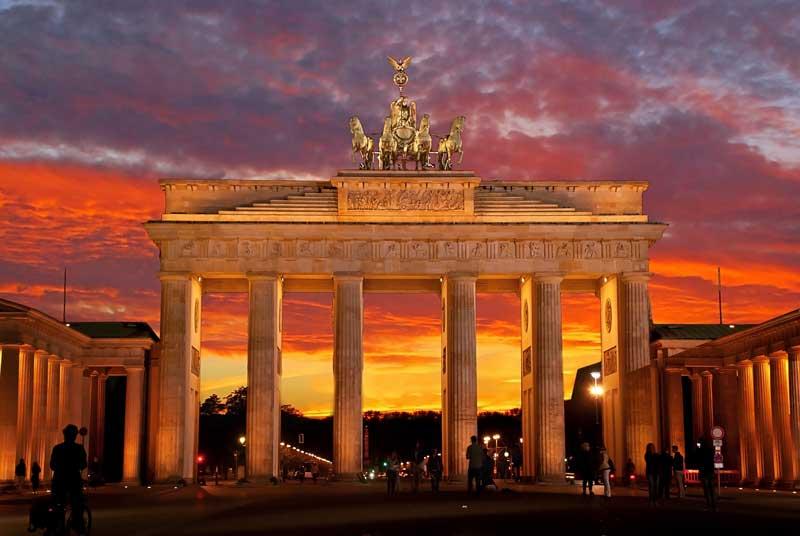 Berlim: Portão de Brandemburgo