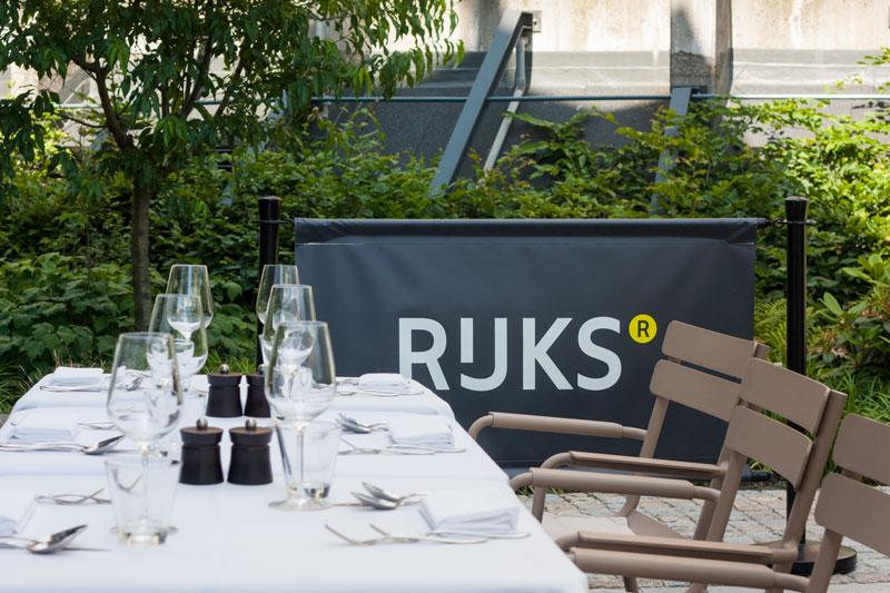 Rijks restaurante com estrela Michelin em Amsterdam
