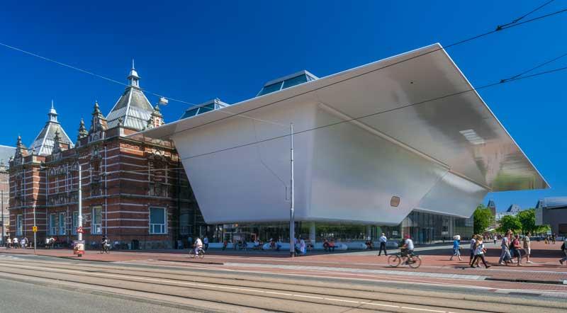 Exposição de Arte em Amsterdam