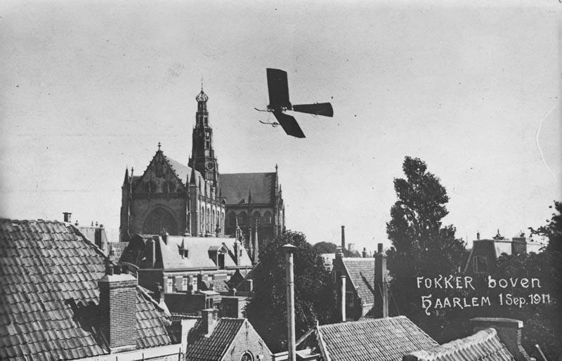 Fokker Sint-Bavokerk