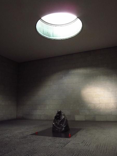 Memorial às vítimas da guerra e da tirania em Berlim