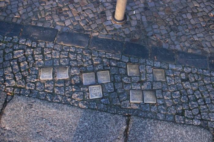 Pedras de tropeço em Berlim