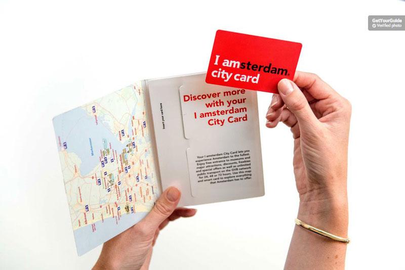 I Amsterdam Card