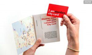 Como funciona o I Amsterdam Card