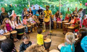 Um festival de verão para conhecer a África em Amsterdam
