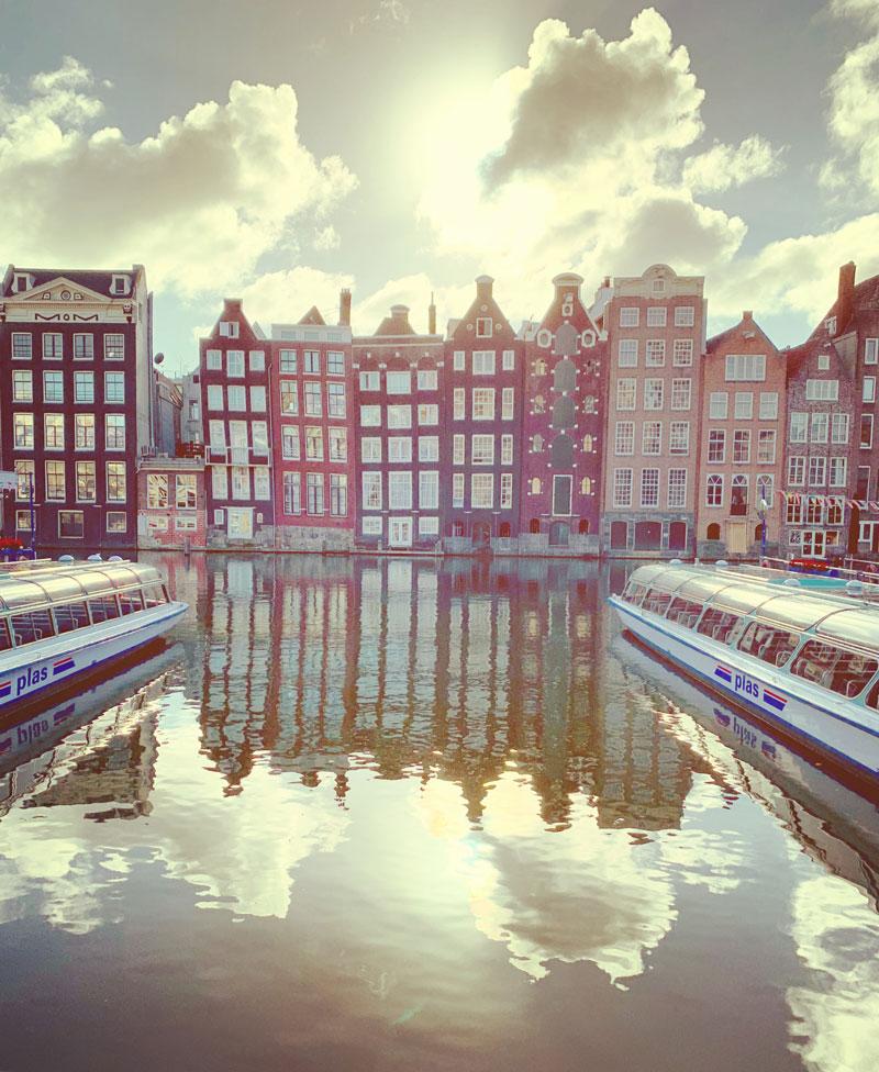 Ingressos para Amsterdam