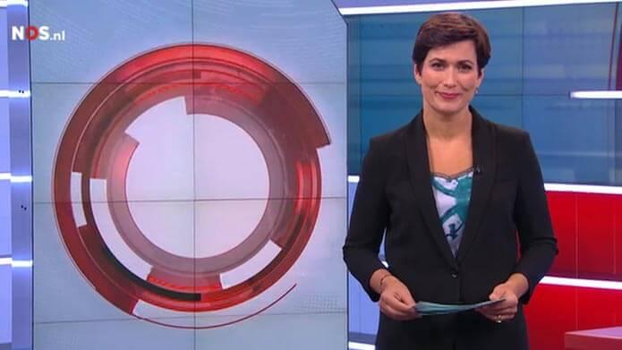 Telejornal holandês